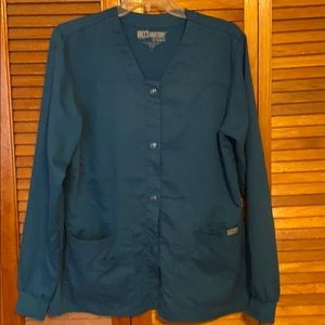 Uniform top and jacket, Large